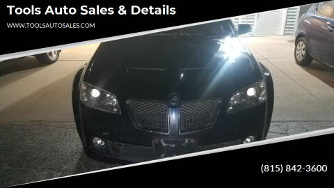 2008 Pontiac G8 for sale at Tools Auto Sales & Details in Pontiac IL