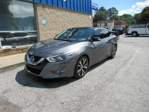 2017 Nissan Maxima for sale at 1st Choice Autos in Smyrna GA
