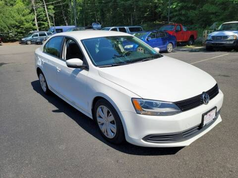 2011 Volkswagen Jetta for sale at Ramsey Corp. in West Milford NJ