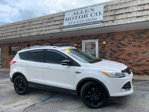 2014 Ford Escape for sale at Allen Motor Company in Eldon MO