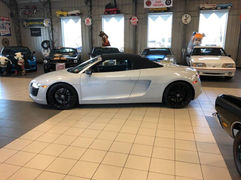 2012 Audi R8 for sale at Online Auto Connection in West Seneca NY