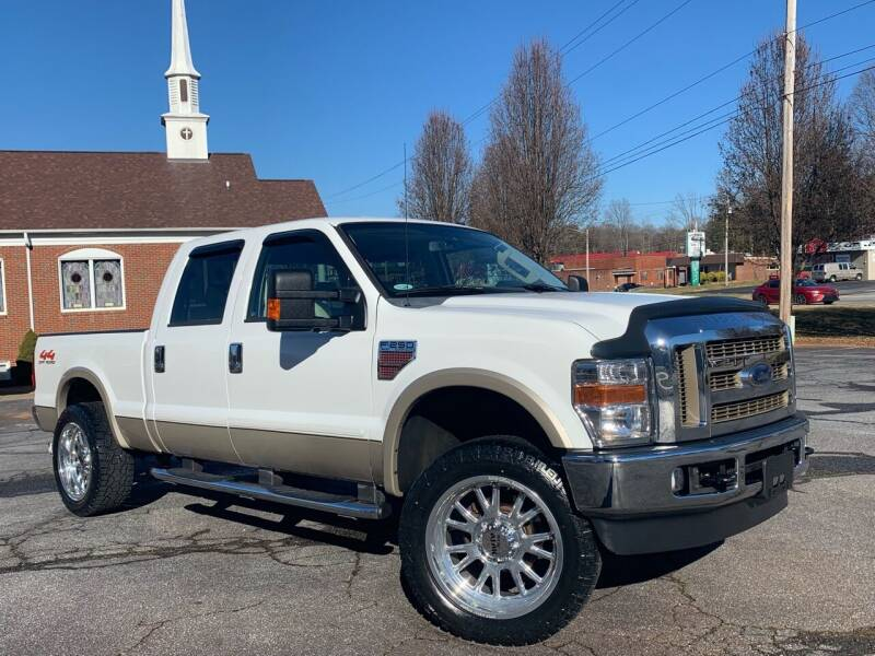 2009 Ford F-250 Super Duty for sale at Mike's Wholesale Cars in Newton NC