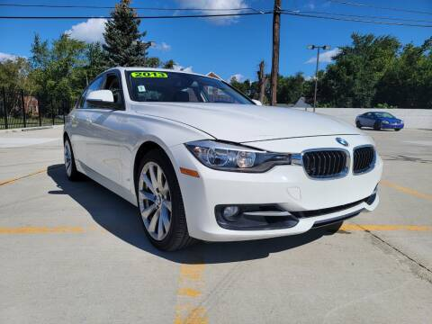 2013 BMW 3 Series for sale at NUMBER 1 CAR COMPANY in Detroit MI