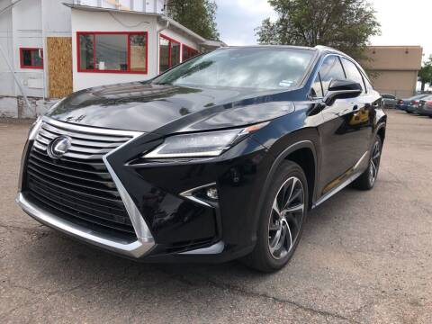 2016 Lexus RX 350 for sale at Mister Auto in Lakewood CO