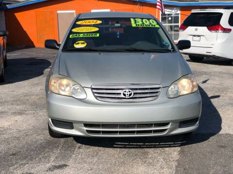 2004 Toyota Corolla for sale at GP Auto Connection Group in Haines City FL