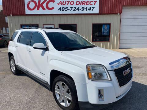 2011 GMC Terrain for sale at OKC Auto Direct, LLC in Oklahoma City OK