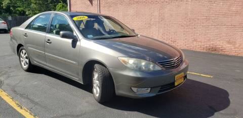 2006 Toyota Camry for sale at Exxcel Auto Sales in Ashland MA