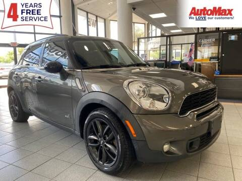 2014 MINI Countryman for sale at Auto Max in Hollywood FL