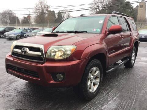 2006 Toyota 4Runner for sale at Amicars in Easton PA