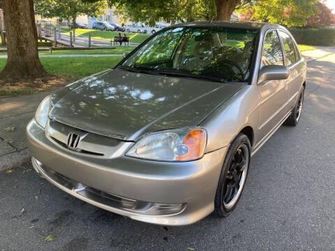 2003 Honda Civic for sale at Allan Auto Sales, LLC in Fall River MA