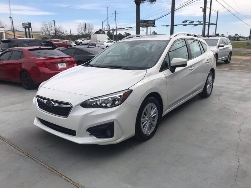 2018 Subaru Impreza for sale at Advance Auto Wholesale in Pensacola FL