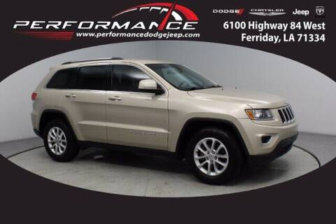 2014 Jeep Grand Cherokee for sale at Performance Dodge Chrysler Jeep in Ferriday LA