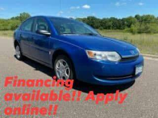 2004 Saturn Ion for sale at Affordable 4 All Auto Sales in Elk River MN