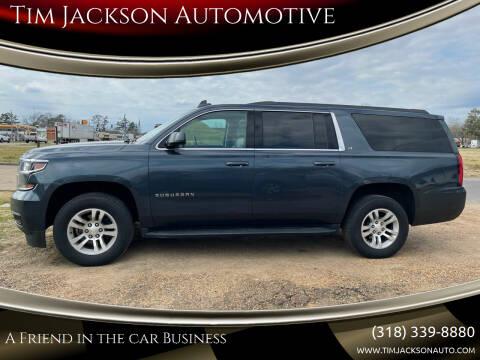 2020 Chevrolet Suburban for sale at Tim Jackson Automotive in Jonesville LA