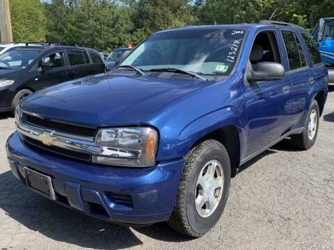 2006 Chevrolet TrailBlazer for sale at High Performance Motors in Nokesville VA