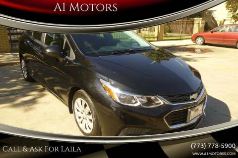 2016 Chevrolet Cruze for sale at A1 Motors Inc in Chicago IL