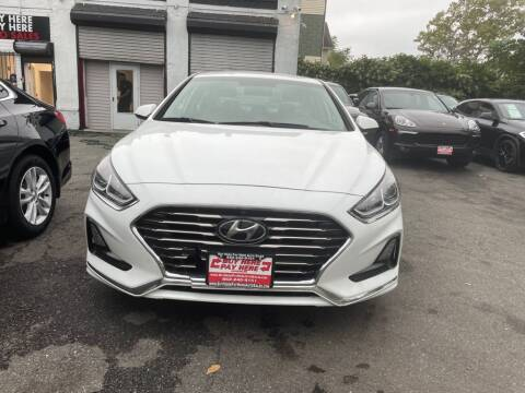 2018 Hyundai Sonata for sale at Buy Here Pay Here Auto Sales in Newark NJ