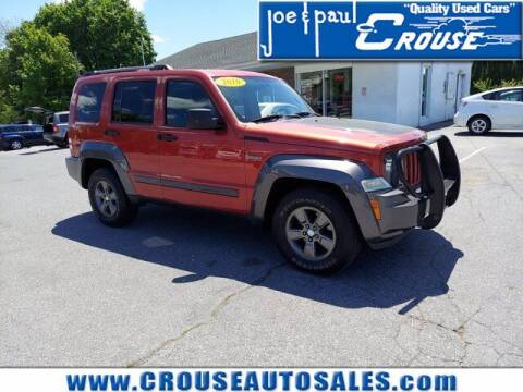 2010 Jeep Liberty for sale at Joe and Paul Crouse Inc. in Columbia PA