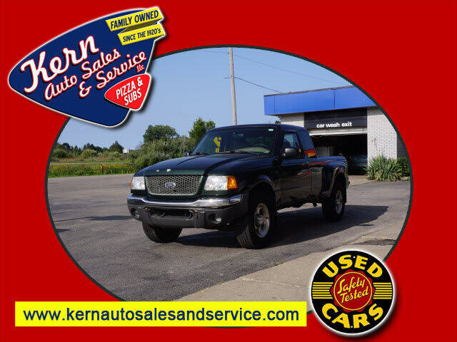 2001 Ford Ranger Off Road - Chelsea MI