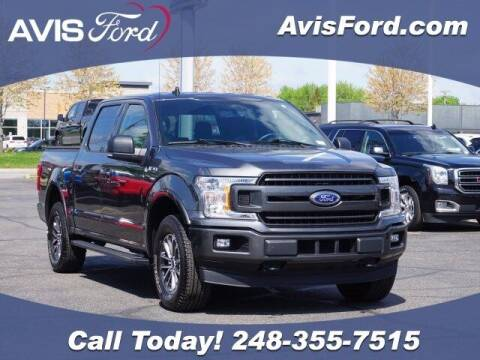 2019 Ford F-150 for sale at Work With Me Dave in Southfield MI