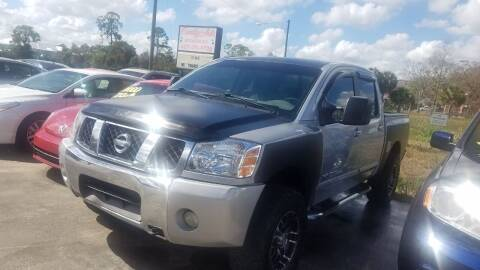 2006 Nissan Titan for sale at FAMILY AUTO BROKERS in Longwood FL