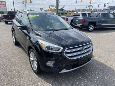2017 Ford Escape for sale at Sell Your Car Today in Fayetteville NC