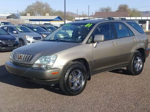 2001 Lexus RX 300 for sale at 1ST AUTO & MARINE in Apache Junction AZ