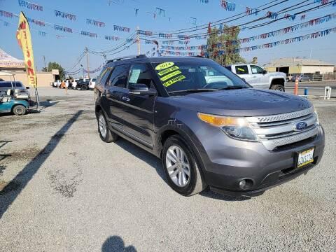 2014 Ford Explorer for sale at La Playita Auto Sales Tulare in Tulare CA