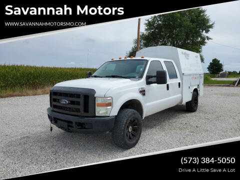 2008 Ford F-350 Super Duty for sale at Savannah Motors in Elsberry MO