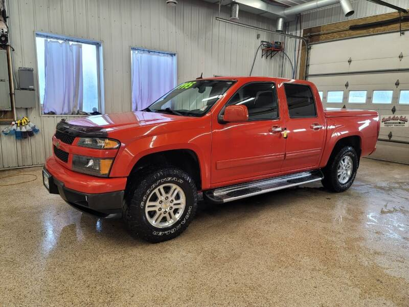 2012 Chevrolet Colorado for sale at Sand's Auto Sales in Cambridge MN