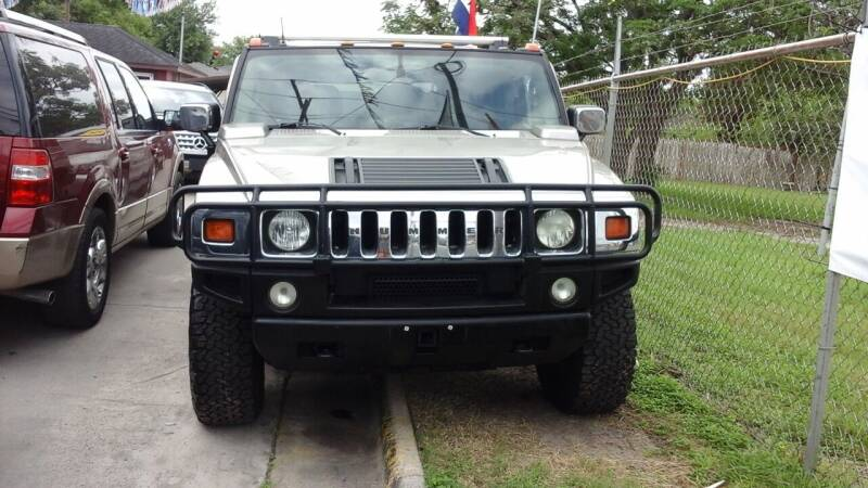 2003 HUMMER H2 for sale at Express AutoPlex in Brownsville TX