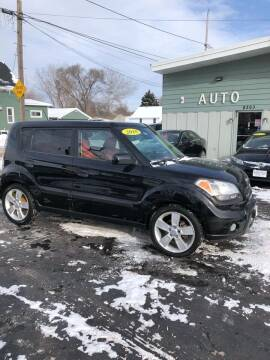2010 Kia Soul for sale at SHEFFIELD MOTORS INC in Kenosha WI