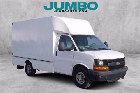 2012 Chevrolet Express Cutaway for sale at JumboAutoGroup.com in Hollywood FL