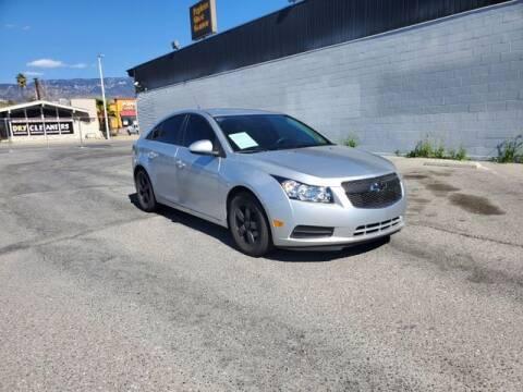 2014 Chevrolet Cruze for sale at Silver Star Auto in San Bernardino CA