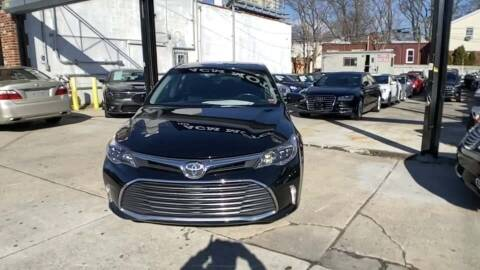 2016 Toyota Avalon for sale at Cj king of car loans/JJ's Best Auto Sales in Troy MI