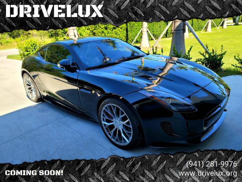 2017 Jaguar F-TYPE for sale at DRIVELUX in Port Charlotte FL
