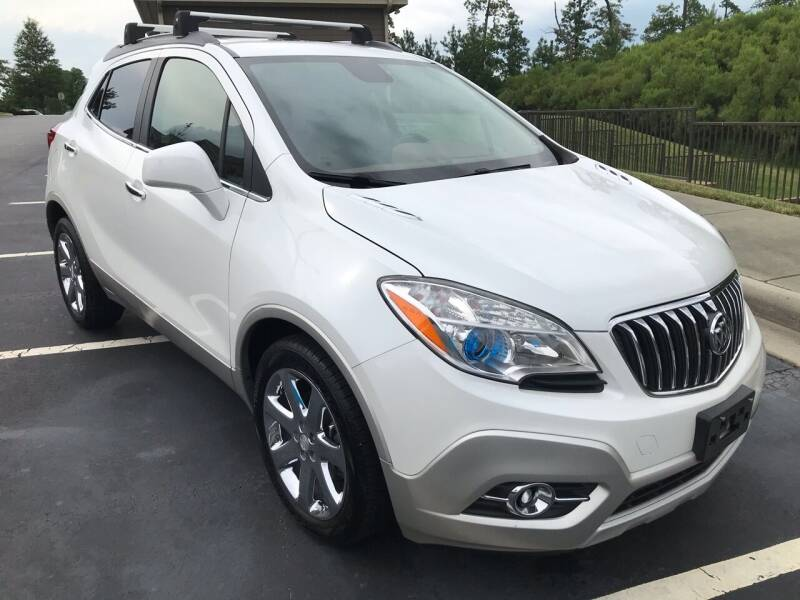 2013 Buick Encore for sale at LA 12 Motors in Durham NC