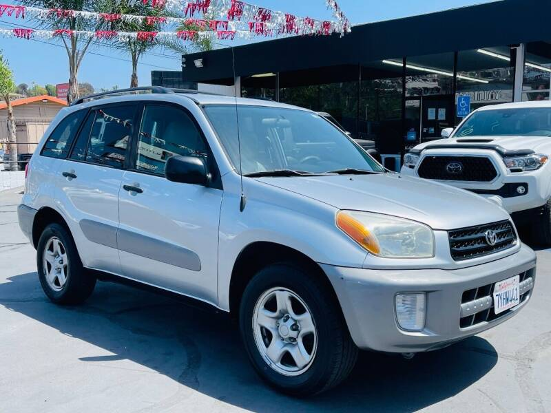 2002 Toyota RAV4 for sale at Automaxx Of San Diego in Spring Valley CA