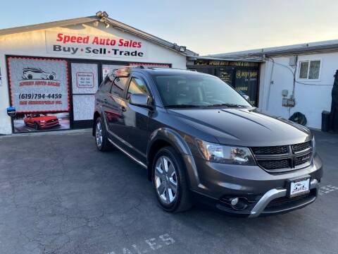 2014 Dodge Journey for sale at Speed Auto Sales in El Cajon CA