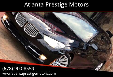 2010 BMW 5 Series for sale at Atlanta Prestige Motors in Decatur GA