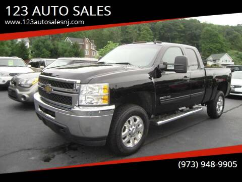 2011 Chevrolet Silverado 2500HD for sale at 1-2-3 AUTO SALES, LLC in Branchville NJ