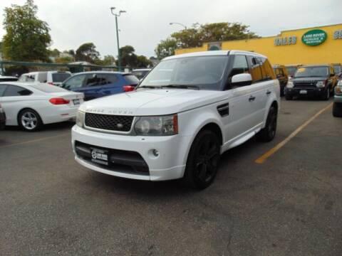 2011 Land Rover Range Rover Sport for sale at Santa Monica Suvs in Santa Monica CA