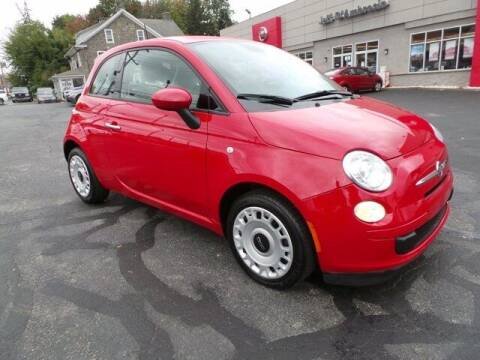 2014 FIAT 500 for sale at Jeff D'Ambrosio Auto Group in Downingtown PA