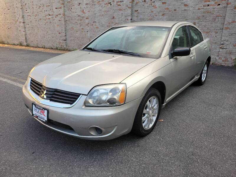 2008 Mitsubishi Galant for sale at GTR Auto Solutions in Newark NJ