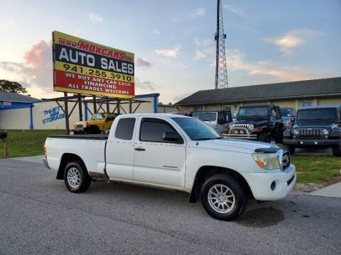 2008 Toyota Tacoma for sale at Mox Motors in Port Charlotte FL