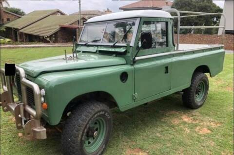 1985 Land Rover Defender for sale at Classic Car Deals in Cadillac MI