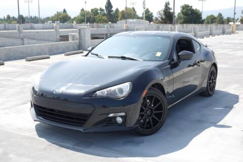 2013 Subaru BRZ for sale at BAY AREA CAR SALES 2 in San Jose CA