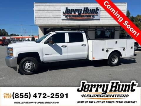 2018 Chevrolet Silverado 3500HD for sale at Jerry Hunt Supercenter in Lexington NC