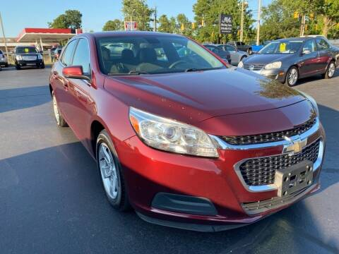 2016 Chevrolet Malibu Limited for sale at JV Motors NC 2 in Raleigh NC
