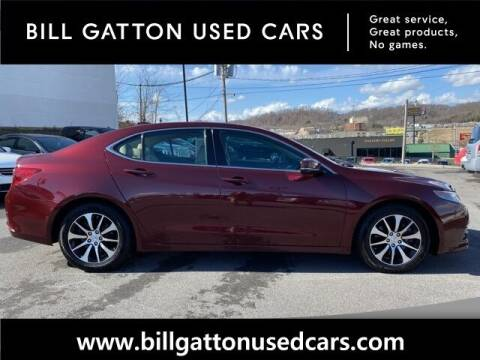 2016 Acura TLX for sale at Bill Gatton Used Cars in Johnson City TN
